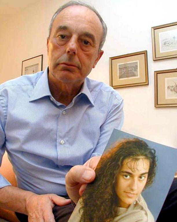 Giuseppe Englaro sai viimeinkin luvan tyttärensä elämän päättämiseksi.