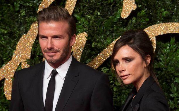 David ja Victoria Beckham kannattavat Ison-Britannian pysymistä Euroopan unionissa.