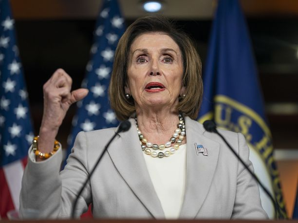 Edustajainhuoneen puheenjohtaja Nancy Pelosi ilmoittaa, että edustajainhuone äänestää Trumpin virkarikostutkinnasta ensimmäisen kerran torstaina.