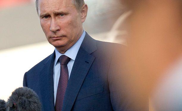 Vladimir Putinia kannattaa suurin osa venäläisistä.