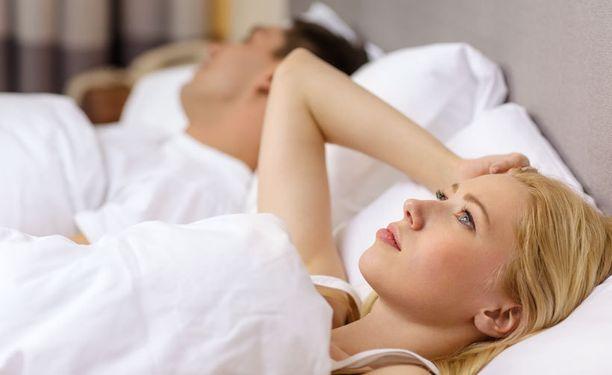 Pienetkin asiat vaikuttavat unen laatuun.