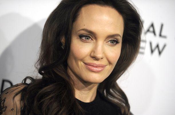 Angelina Jolie on kaikkien täyteläisten huulten esikuva.