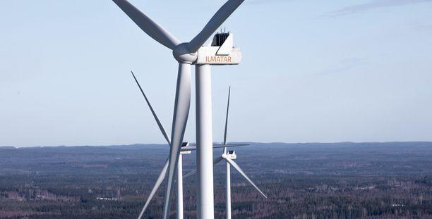 Teoriassa sadat tuhannet suomalaistaloudet voisivat saada sähkönsä tulevasta tuulivoimapuistosta.