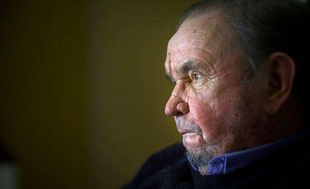 Paavo M. Petäjä 1936-2018.