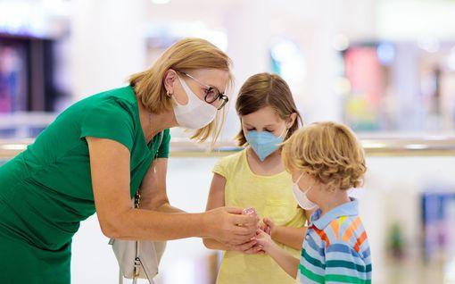 Tuore tutkimus: oireettomilla lapsilla voi ilmetä koronavirusta jopa viikkojen ajan