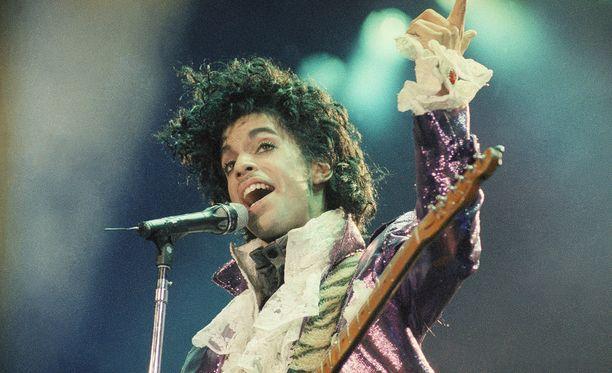 Prince jätti lähtemättömän jäljen populaarikulttuurin historiaan.