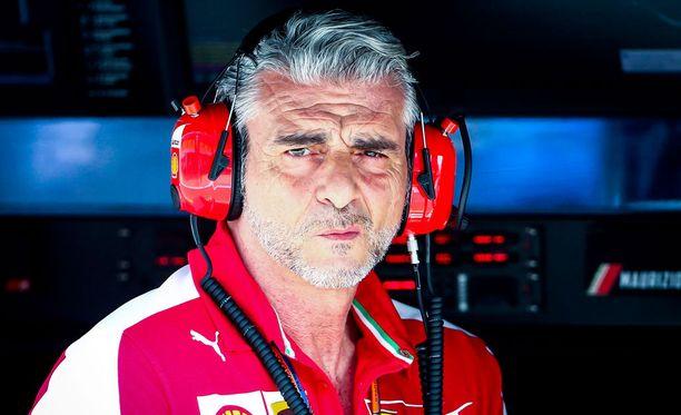 Maurizio Arrivabene olisi halunnut nähdä Valtteri Bottaksen suorituksen Australian GP:ssä.