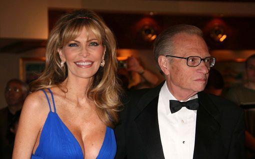 Larry Kingin testamentista tyly kiista: Ex-vaimolle ei jää penniäkään
