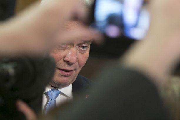 Antti Rinne nimitetään torstaina pääministeriksi.