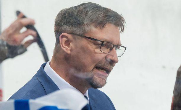 Jukka Jalosen mukaan Suomen on vielä parannettava peliään, jotta torilla tavattaisiin.