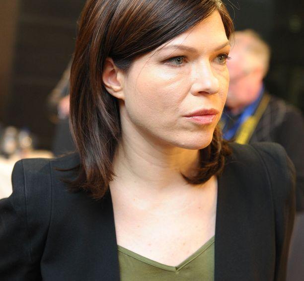 Anni Sinnemäki oli pettynyt.