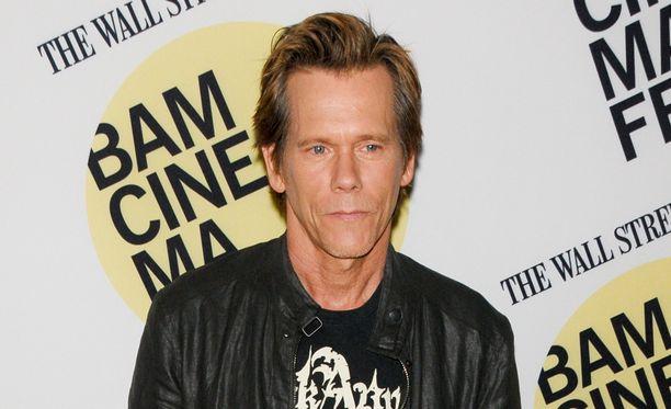Kevin Bacon on näytellyt muun muassa X-Menissä, Apollo 13:ssa sekä tällä viikolla USA:ssa julkaistavassa Cop Car -elokuvassa.