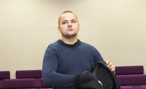 Jesse Torniainen tuomittiin 50 päivän ehdottomaan vankeuteen. Hän odottaa edellisen vankeusrangaistuksensa täytäntöönpanoa.