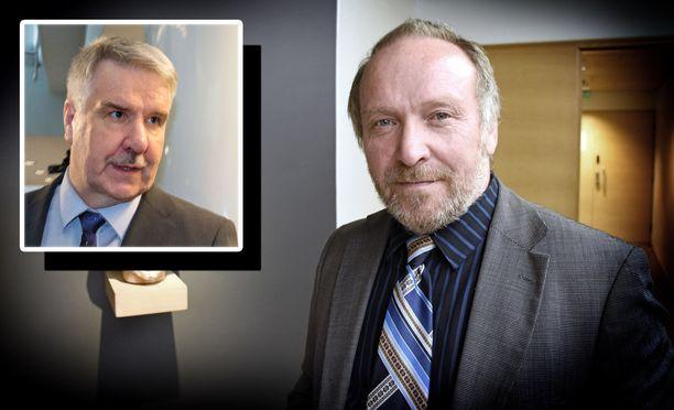 Teuvo Hakkaraisen kaahailu moottoripyörällä aiheutti ajo-oikeuden menettämisen määräajaksi.