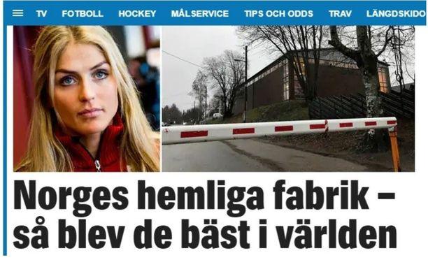 Tämä Expressenin artikkeli raivostuttaa Norjassa.