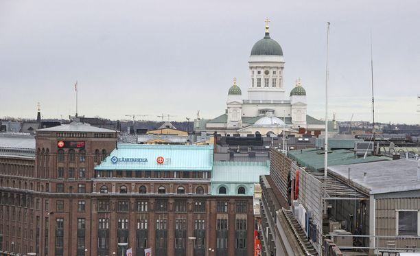 Helsinkiin saatetaan saada oma paikallisvaluutta. Kuvituskuva.