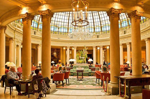 Hotelleissa on kohteliasta jättää siivoojalle euron tippi päivää kohden.