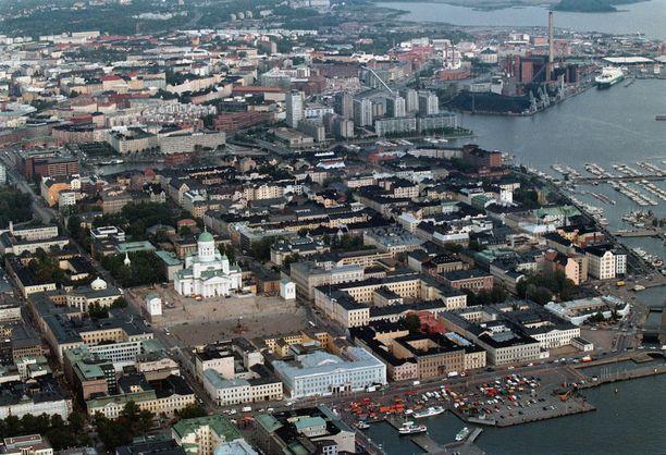 Qvintuksen suunnitelma tähtää siihen, että Helsingistä tulisi entistä kilpailukykyisempi kaupunki.