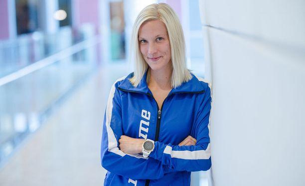 Camilla Richardsson kilpailee keskiviikkona Espoon GP:ssä ensimmäistä kertaa tällä kaudella päälajissaan 3 000 metrin estejuoksussa.