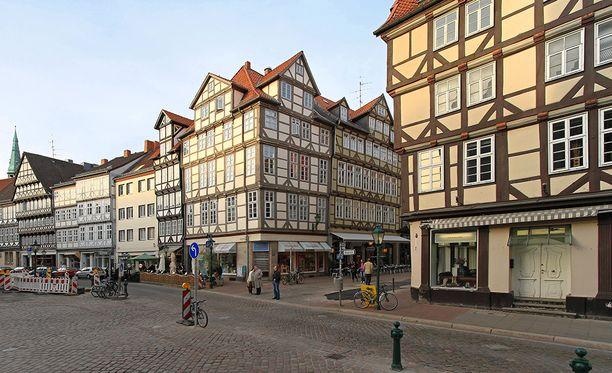 Noin kymmenesosa Hannoverin asukkaista joutuu sunnuntaina evakkoon.