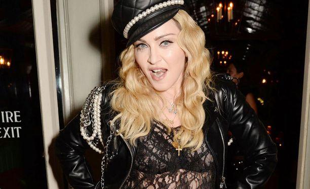 Madonna on taistellut uransa alusta asti konservatiivisia arvoja vastaan.