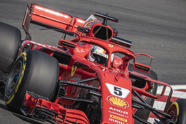 Ferrarin autojen peiliviritys aiheutti parran pärinää muiden tallien keskuudessa.
