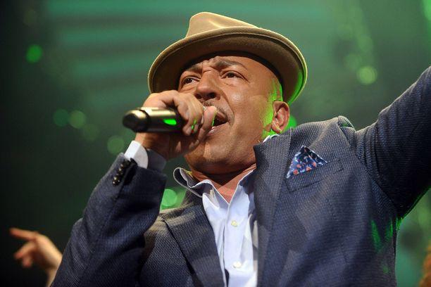 Lou Bega esiintyi viime keväänä Saksan Mannheimissa.