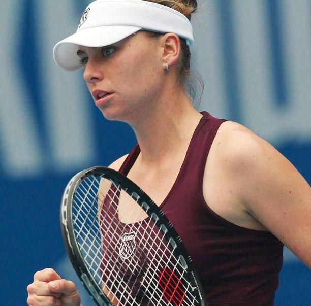 Venäjän Vera Zvonareva on rankingkolmonen.