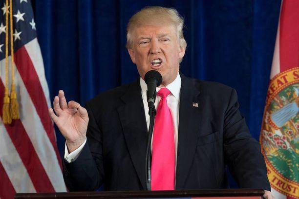 Donald Trump uskoo, että Venäjä kunnioittaisi häntä presidenttinä.
