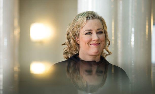 Jutta Urpilainen on SDP:n entinen puheenjohtaja.