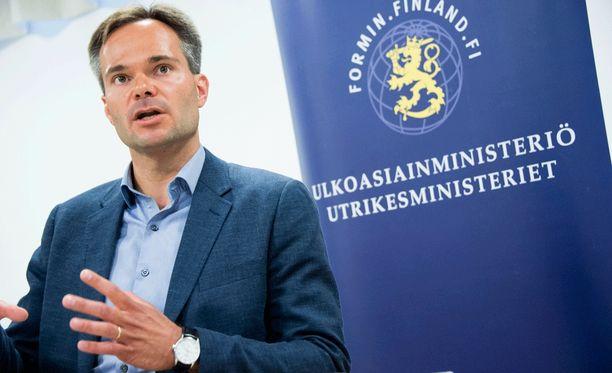 Kai Mykkänen haluaa tasa-arvoisemman Suomen.