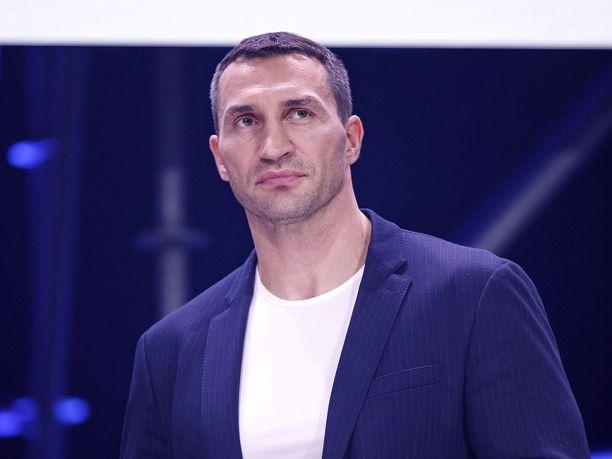 Vladimir Klitshko perheineen selvisi säikähdyksellä.
