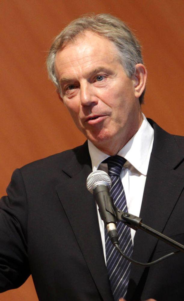 Tony Blairin mielestä Israelilla on täysi oikeus puolustautua hyökkäyksiä vastaan.