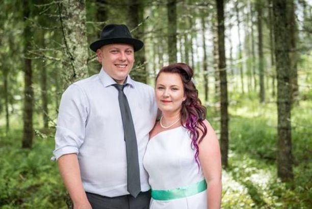 Ullan ja Janin elämä on ollut myllerryksessä häitä edeltävänä vuotena.