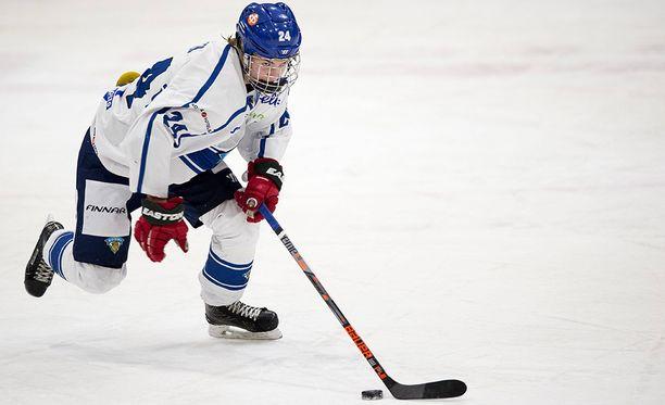 Montrealin kesäkuussa NHL:ään varaama Joni Ikonen edustaa alkavalla liigakaudella KalPaa.