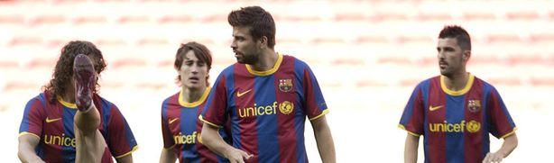 Barcelona ei jätä mitään sattuman varaan.