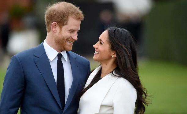 Meghan Markle menee prinssi Harryn kanssa naimisiin toukokuussa.