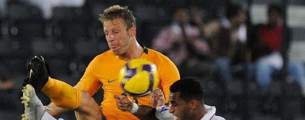 Vince Grella palloilee myös Australian maajoukkueessa.