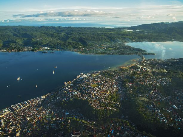Noin 6,5 magnitudin maanjäristys vavisutti Indonesian Ambon-saarta.