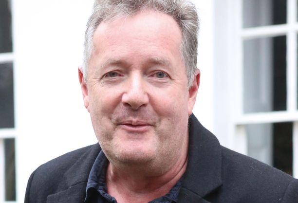 Piers Morgan on yksi tunnetuimmista tv-juontajista Britanniassa.