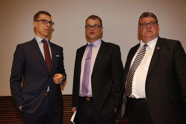 Juha Sipilä ja Trio Ässä.