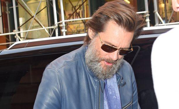 Jim Carrey on surun murtama.