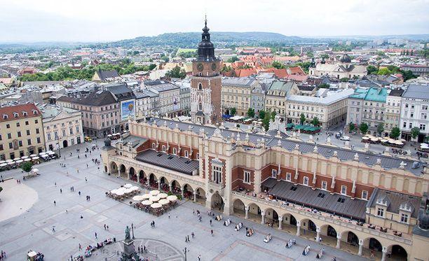 Kaupunkilomalle Krakovaan pääsee halvimmillaan 219 eurolla.