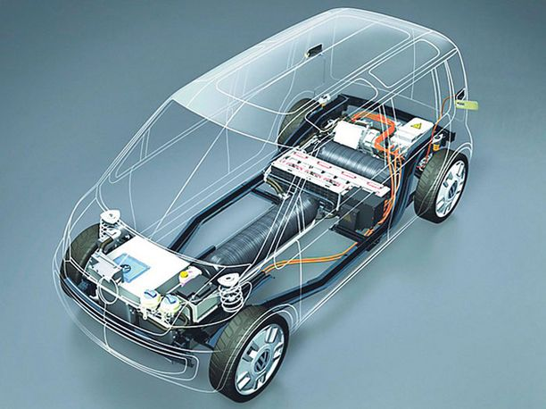 SÄHKÖÄ Polttomoottorikäyttöisten Chicojen lisäksi myös täyssähköinen versio on suunnitteilla.