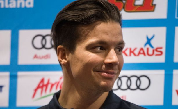 Martti Jylhä (kuvassa) pitää Toni Ketelää miesten maajoukkueen kovimpana kuorsaajana.