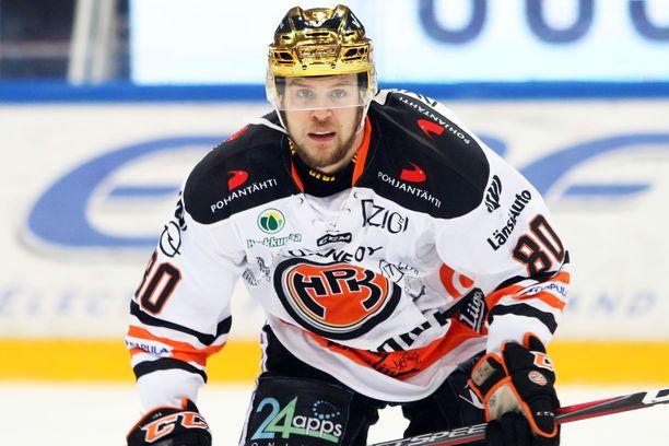 Teemu Turunen joutui pettymään maanantain tulokseen.