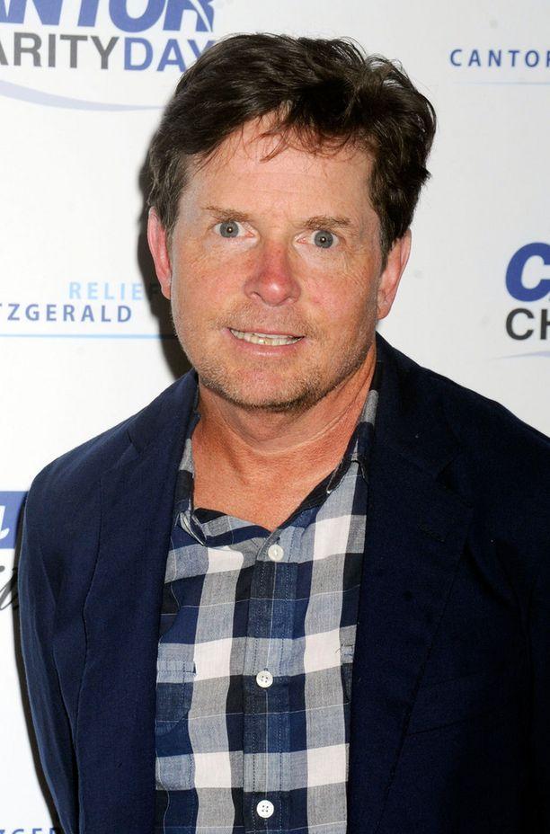 Michael J. Fox on nyt 54-vuotias.
