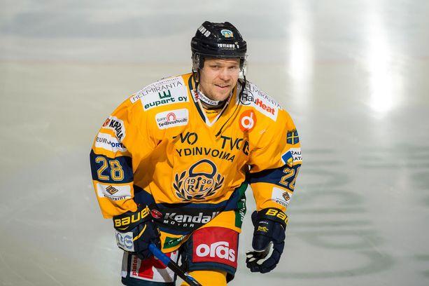 Janne Niskala nauttii Lukon uudesta pelisysteemistä.
