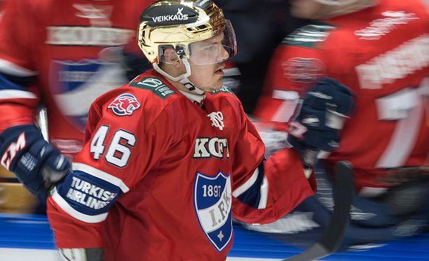 Teemu Ramstedt jättää HIFK:n.
