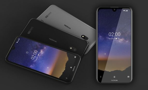 Nokia 2.2:n myynti alkaa heinäkuussa.